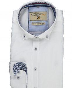 Redmond Overhemd Wit