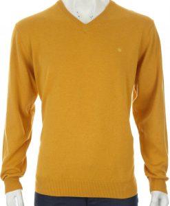Redmond Pullover Geel