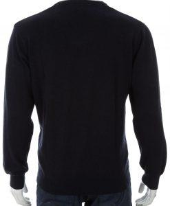 Redmond Pullover Zwart_back